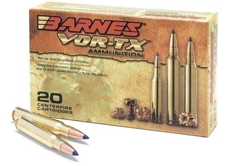 Barnes Vortex 30 06 Ballistics