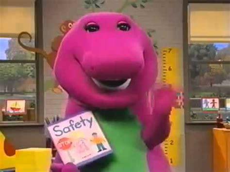 Barney Safety Part 4
