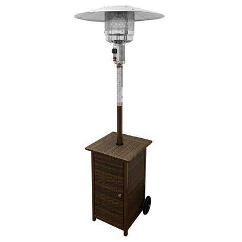 Barnhill Tall Square 48,000 BTU Propane Patio heater
