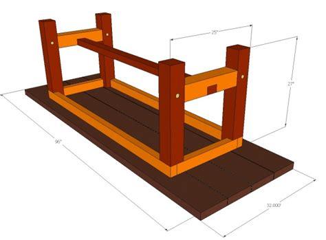 barnwood table plans.aspx Image
