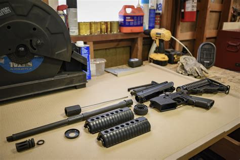 Barrel Swapping Rifles