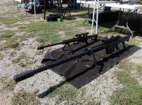 Barrett 20mm Sniper Rifle