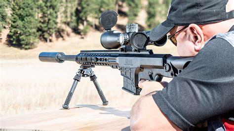 Barrett 98b Vs Ruger Precision Rifle