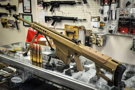 Gun-Store Barrett Firearms Gun Store.