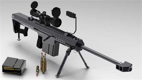 Barrett M107 50 Caliber Sniper Rifle