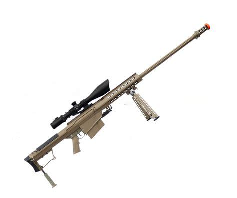 Barrett M107 Sniper Rifle Airsoft
