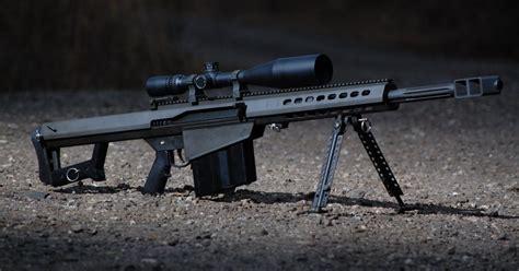 Barrett M82a3 Sniper Rifle