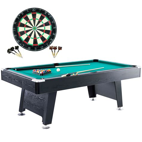 barrington billiard table set