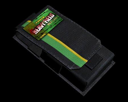 Barry Shotgun Revelations 2 Ammo Case
