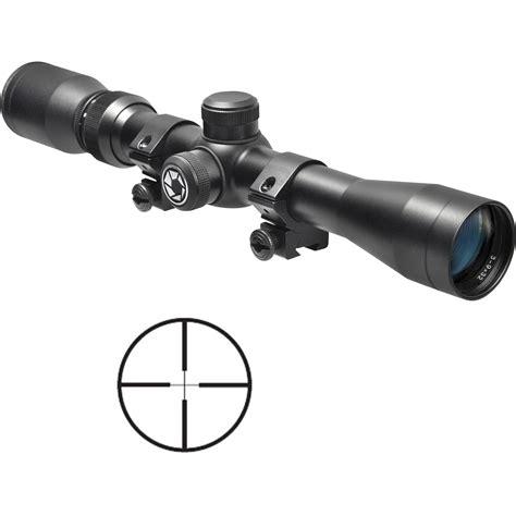 Barska 3-9x40 Ir Huntmaster Pro Rifle Scope