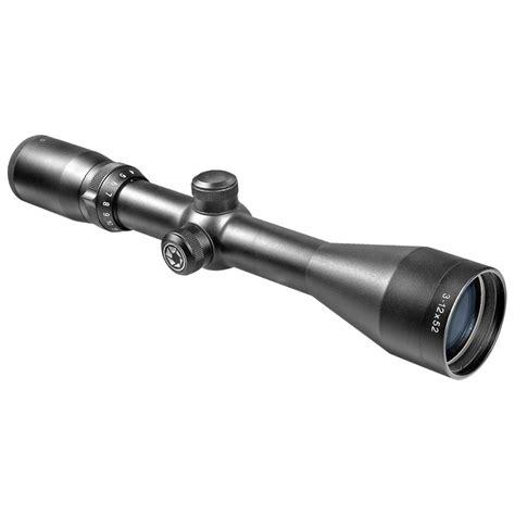 Barska Euro 30 Rifle Scope Review