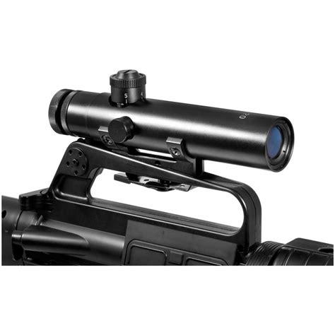 Barska M16 Rifle Scope 4x 20mm