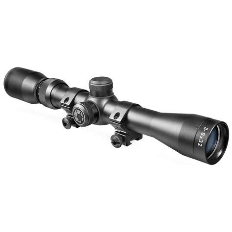 Barska Plinker 22 Rimfire Rifle Scope 3-9x 32mm