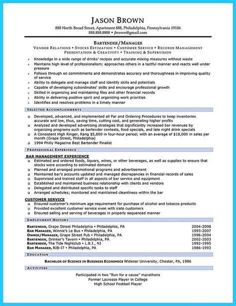 Hospitality Resumes Objective Examples