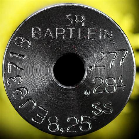 Bartline Barrels - Benchrest Com
