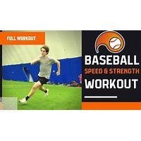 Baseball speed training program tutorials