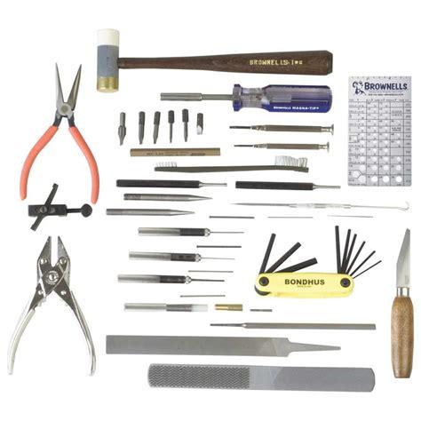 Basic Gunsmith Kit Basic Gunsmithing Kit Brownells Fr