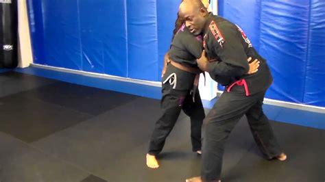 Basic Jiu Jitsu Self Defense