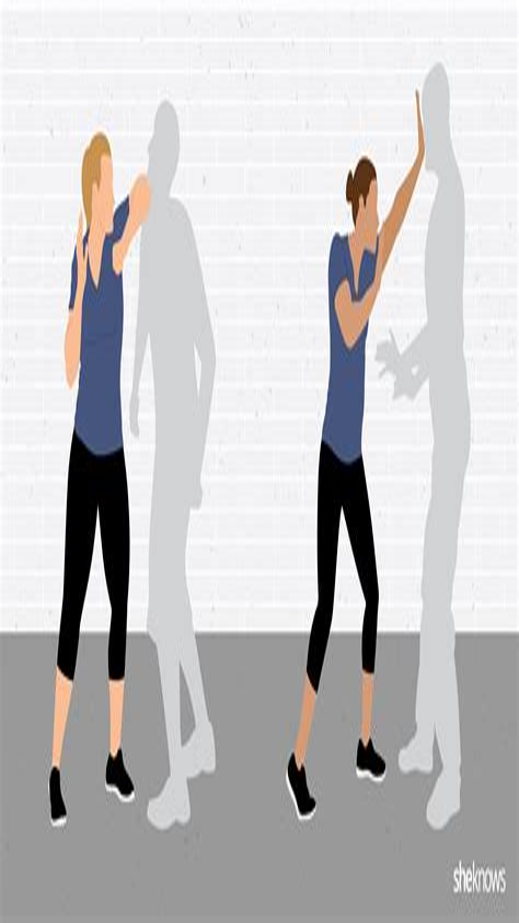 Basic Self Defense Moves Kendall