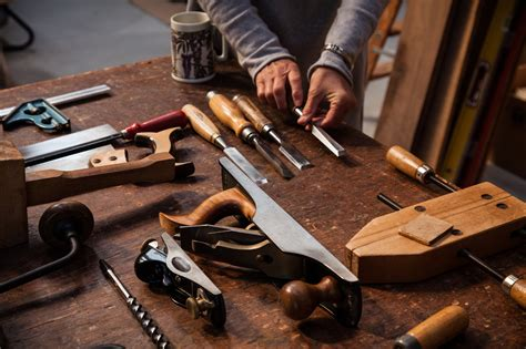 Basic tools needed for woodworking Image