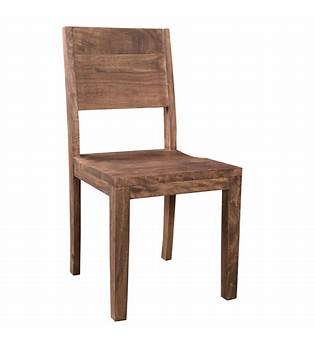 Basic Wood Chair Plans