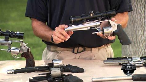 Basics Of Handgun Hunting