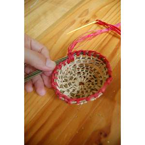 Basket weaving made easy step by step