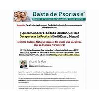 Basta de psoriasis nuevo nicho! specials