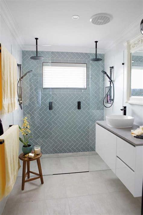 Bathroom Tile Feature Ideas