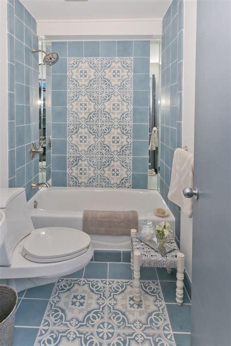 Bathroom Tile Pattern Ideas