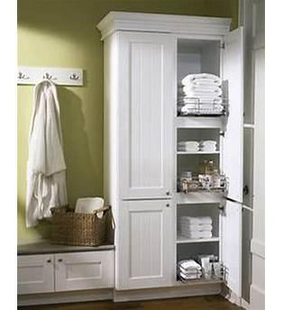 Bathroom Linen Cabinet Plans