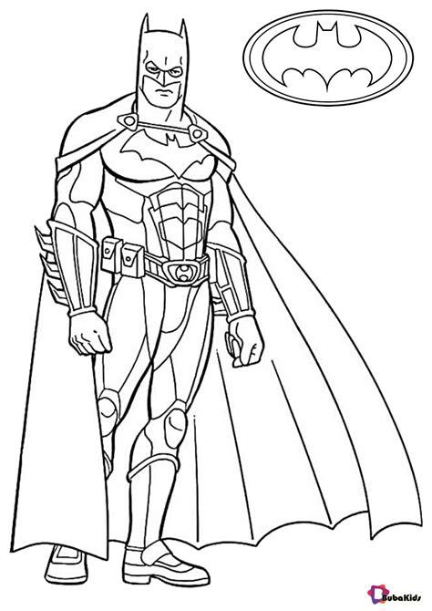 Batman Malvorlagen Online