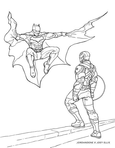 Batman Malvorlagen Rom