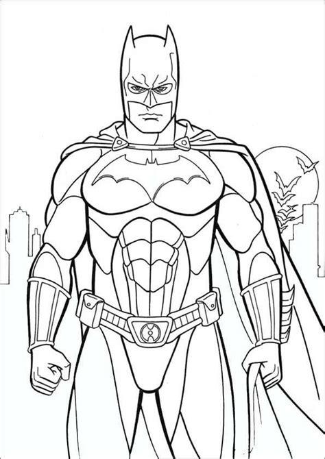 Batman Malvorlagen Vk