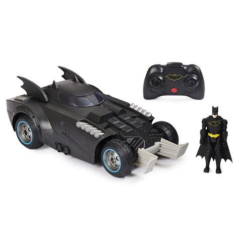 Batmobile Rc Car With Pistol Grip Controller