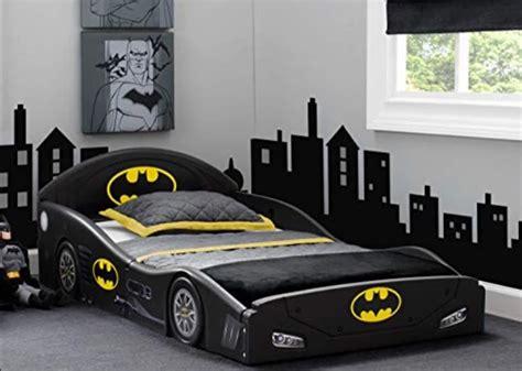Batmobile car bed bedroom set Image