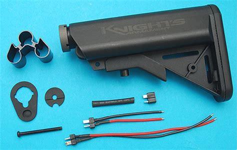 Battery Buttstock