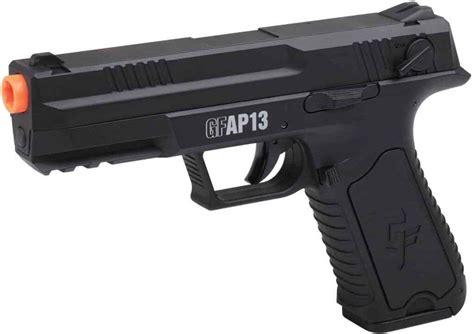 Battery Powered Airsoft Handguns