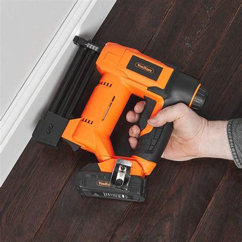 Battery operated nail gun Image