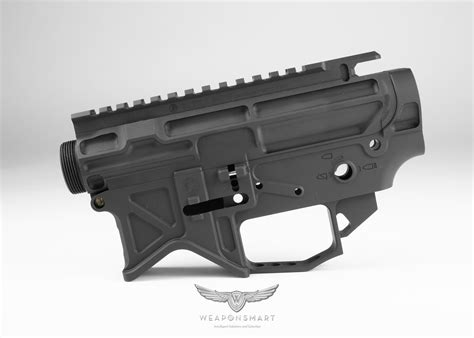 Battle Arms Development BAD556 LW Lightweight Receiver Set And BAD EPP Ti And BAD EPS Ti Enhanced