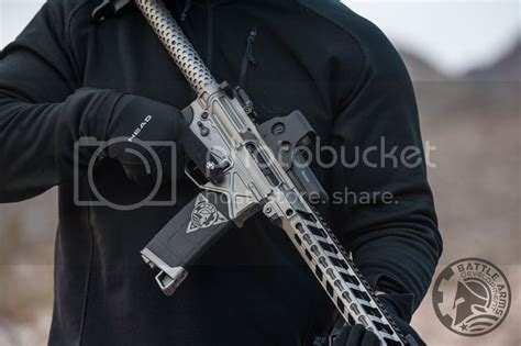 Battle Arms Development LIGHTWEIGHT VADER THEME INSPIRED