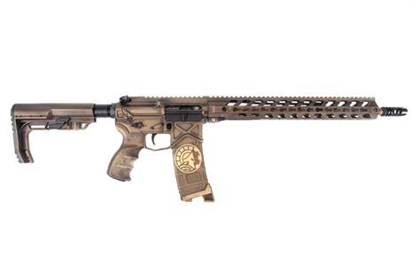 Battle Arms Development The 300 Spartan Rifle 16 Ar