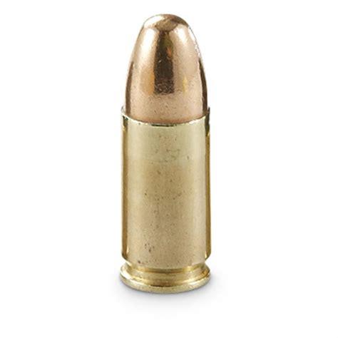 Battle Born Munitions 9mm 115 Grain Fmj In Glock 17