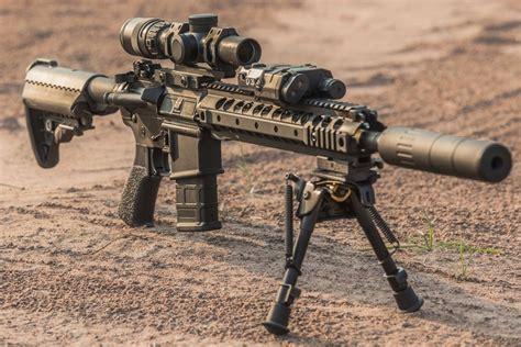 Battle Rifle Ar 15