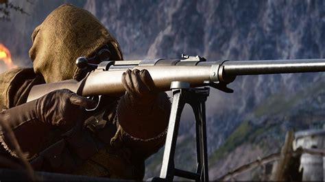 Battlefield 1 Best Handgun For Assault