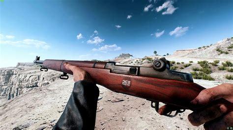 Battlefield 1 M1 Garand