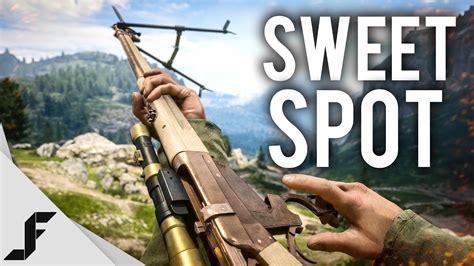 Battlefield 1 Sniper Rifles Sweet Spots