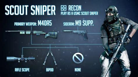 Battlefield 3 Best Sniper Rifle Loadout