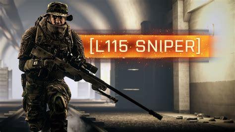 Battlefield 4 1115 Sniper Rifle