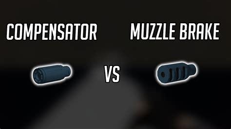 Battlefield 4 Muzzle Brake Vs Compensator